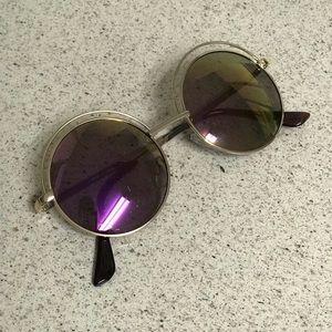 Circle 70s Sunglasses